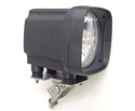 HID Work light XV-A1WSF short with active cooling