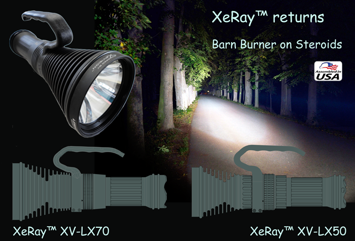 XeRay XV-LX50 and XeRay XV-LX50 - barn burner on steroids